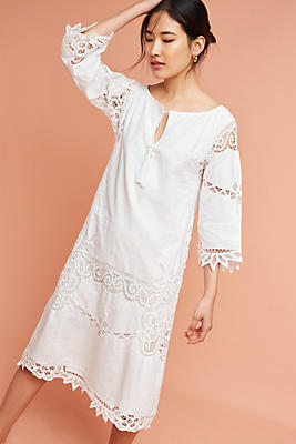 Slide View: 1: Saleya Lace Dress