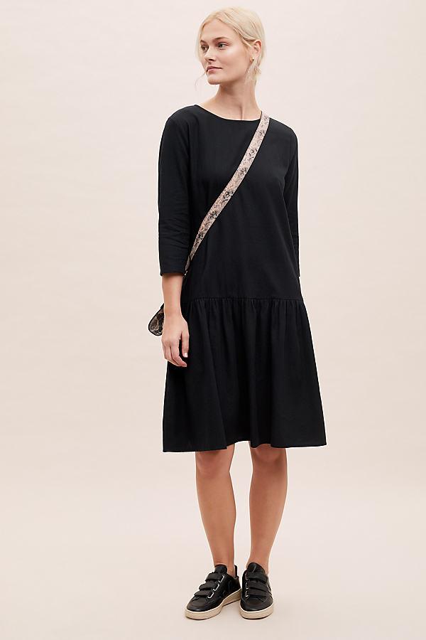 Macie Dress - Black, Size Uk 12