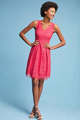 Slide View: 1: Mellie Lace Dress