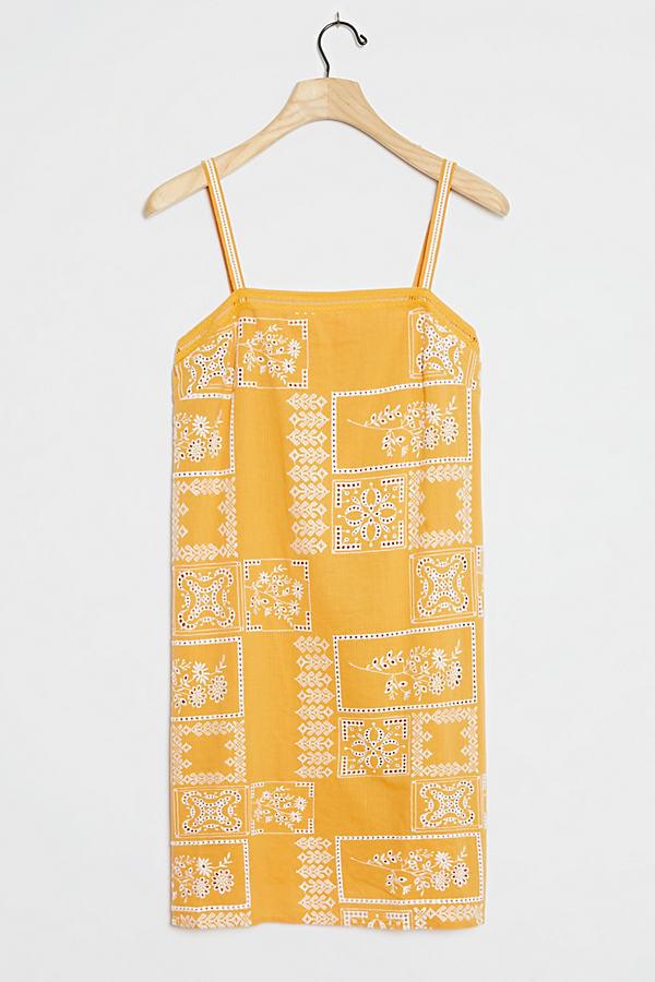 Akriti Square Neck Cami Dress
