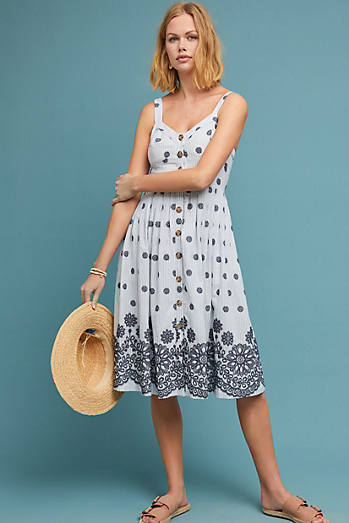 Savoy Buttondown Dress