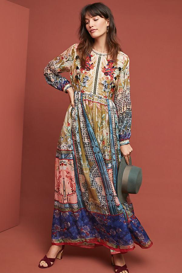 Dorais Maxi Dress - Assorted, Size M