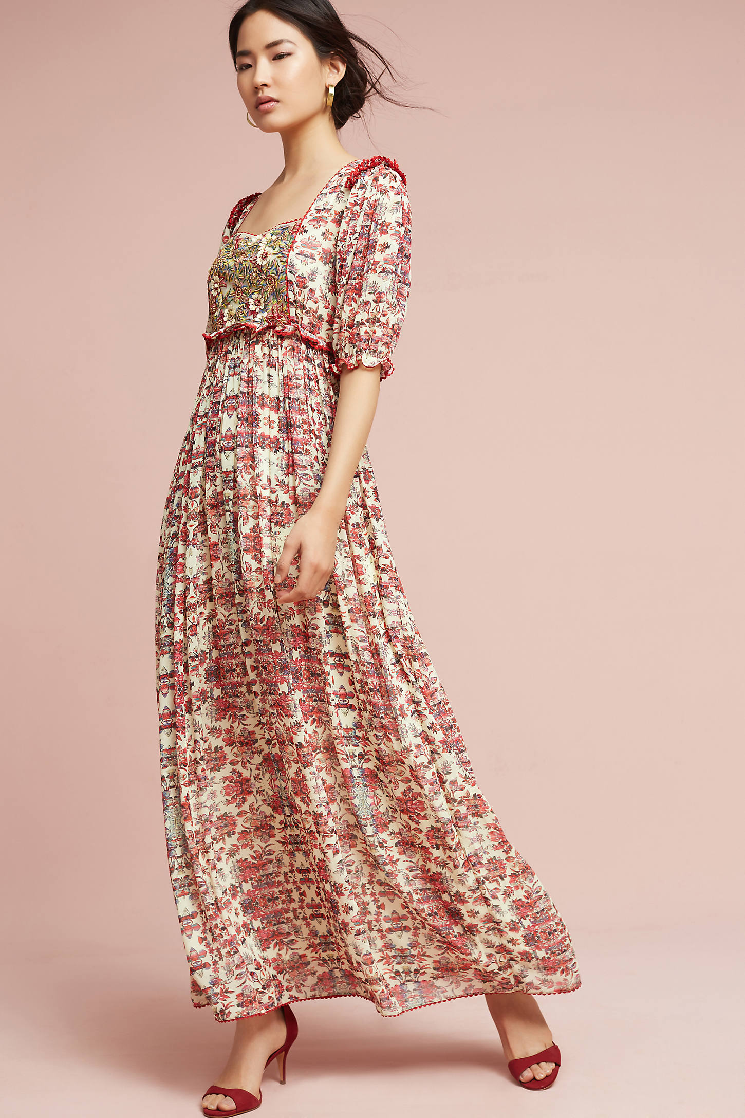 Sidella Maxi Dress