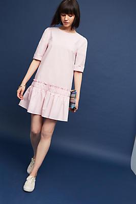 Slide View: 1: Eden Poplin Dress