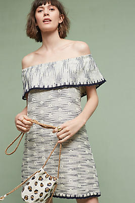 Slide View: 1: Ademia Off-The-Shoulder Dress