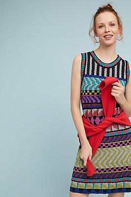 Slide View: 1: Jackie Knit Dress