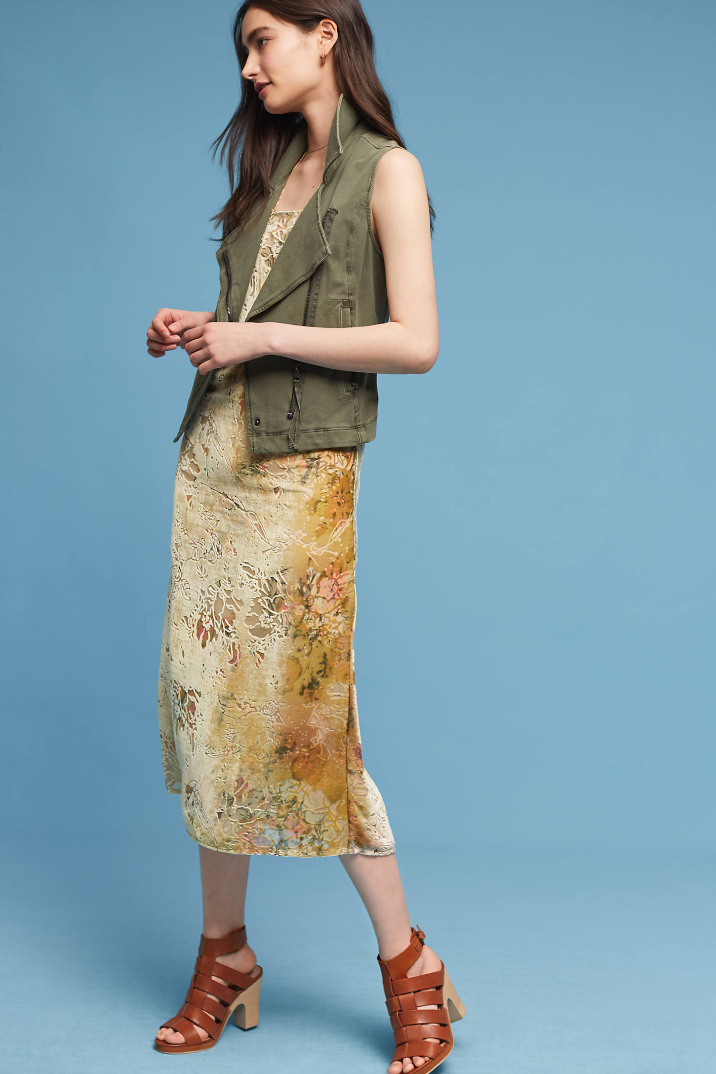 Sienna Slip Dress