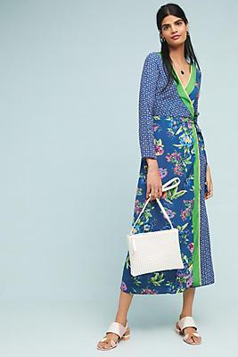 Slide View: 1: Asama Wrap Dress