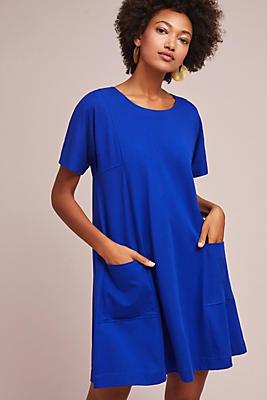 Slide View: 1: Stacey T-Shirt Swing Dress