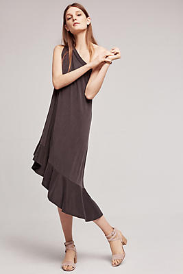 Raneri One-Shoulder Dress