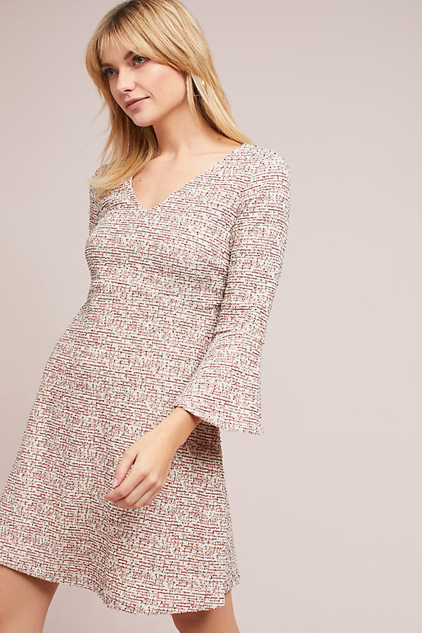 Susie Swing Dress - Cream, Size M
