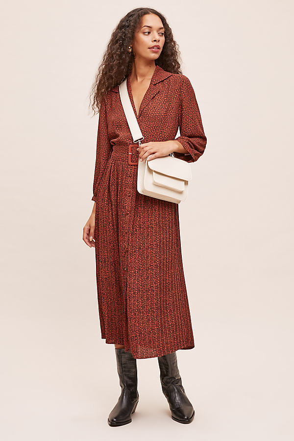 Selected Femme Oriana Midi Dress