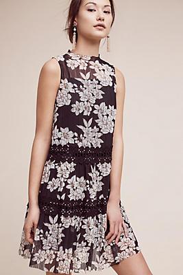 Florette Mockneck Dress