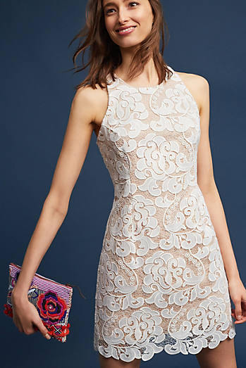 Edynne Lace Sheath Dress