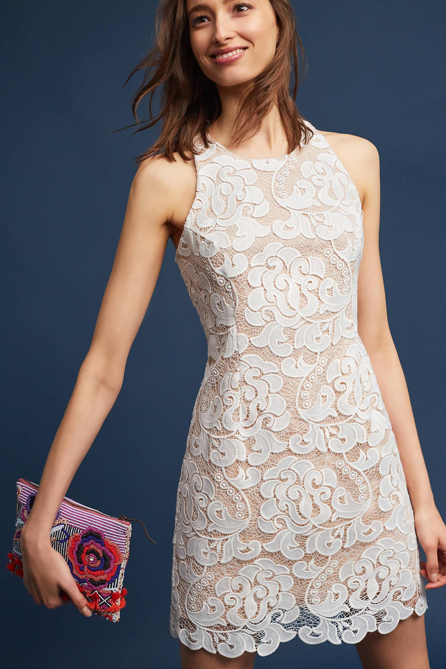 Edynne Lace Sheath Dress