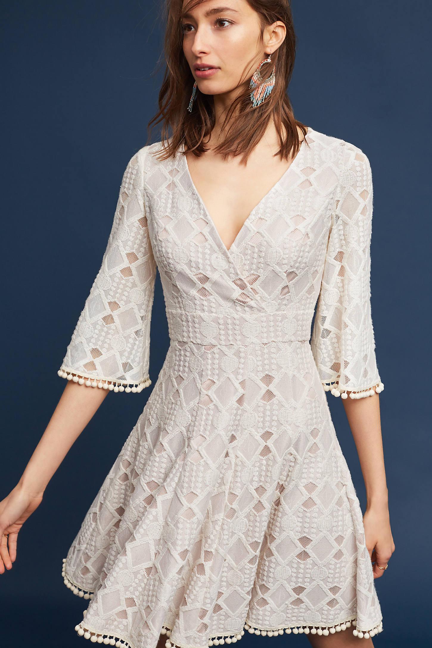 Lista Lace Dress