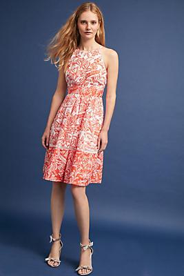 Slide View: 1: Fernanda Halter Dress