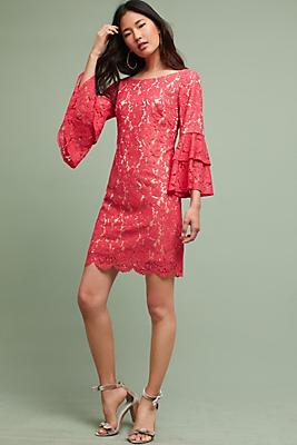 Slide View: 1: Andressa Lace Dress