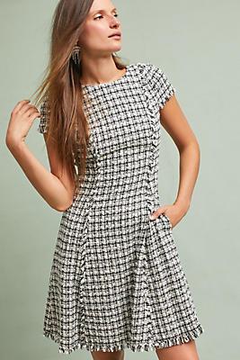 Slide View: 1: Gracie Tweed Dress