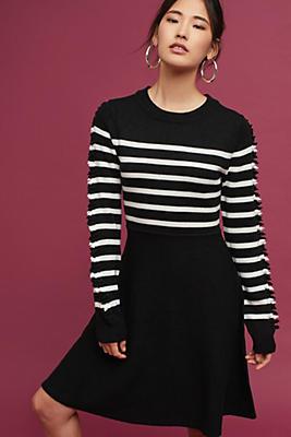 Slide View: 1: Charlie Striped Dress
