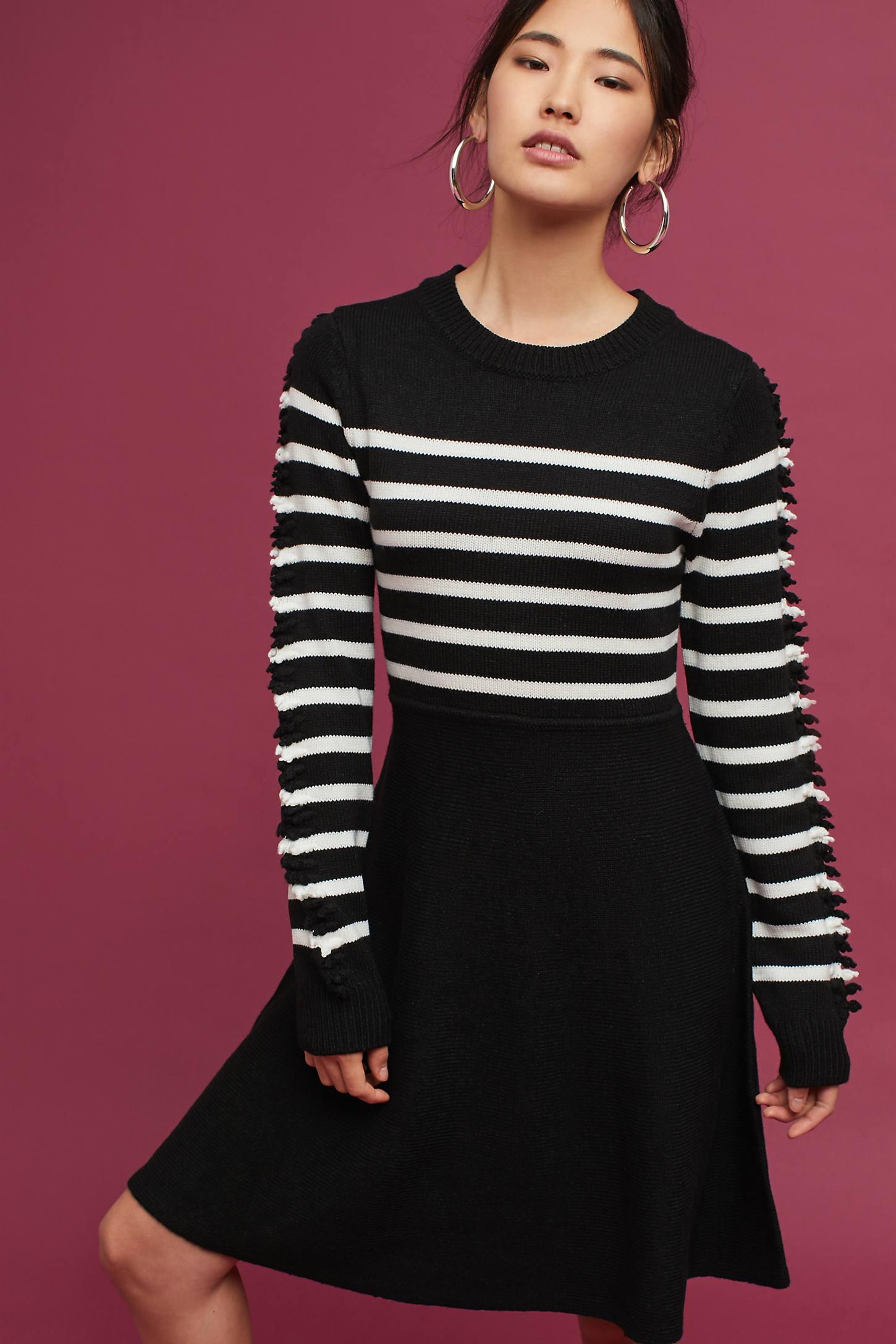 Charlie Striped Dress