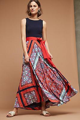 Slide View: 1: Caia Maxi Dress