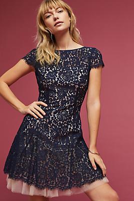 Slide View: 1: Andella Lace Dress