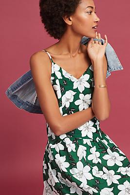 Slide View: 1: Lawn Party Midi Dress