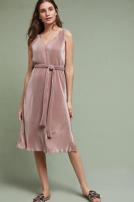 Slide View: 1: Blushed Dusk Dress