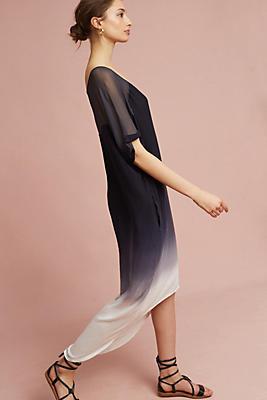 Slide View: 1: Ombre Dolman Dress