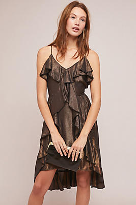 Slide View: 1: Alloy Metallic Dress