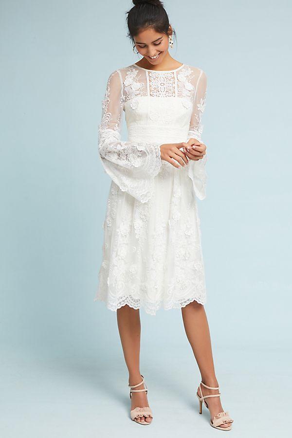 Fantastisch Monique Lhuillier Cocktail Dress Fotos - Brautkleider ...