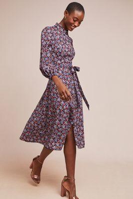 718efcdeea Patna Embroidered Tunic Dress