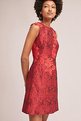 Slide View: 1: Ruby Lace Dress