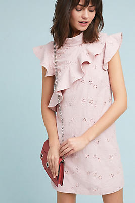 Slide View: 1: McGuire Sorbonne Ruffled Dress