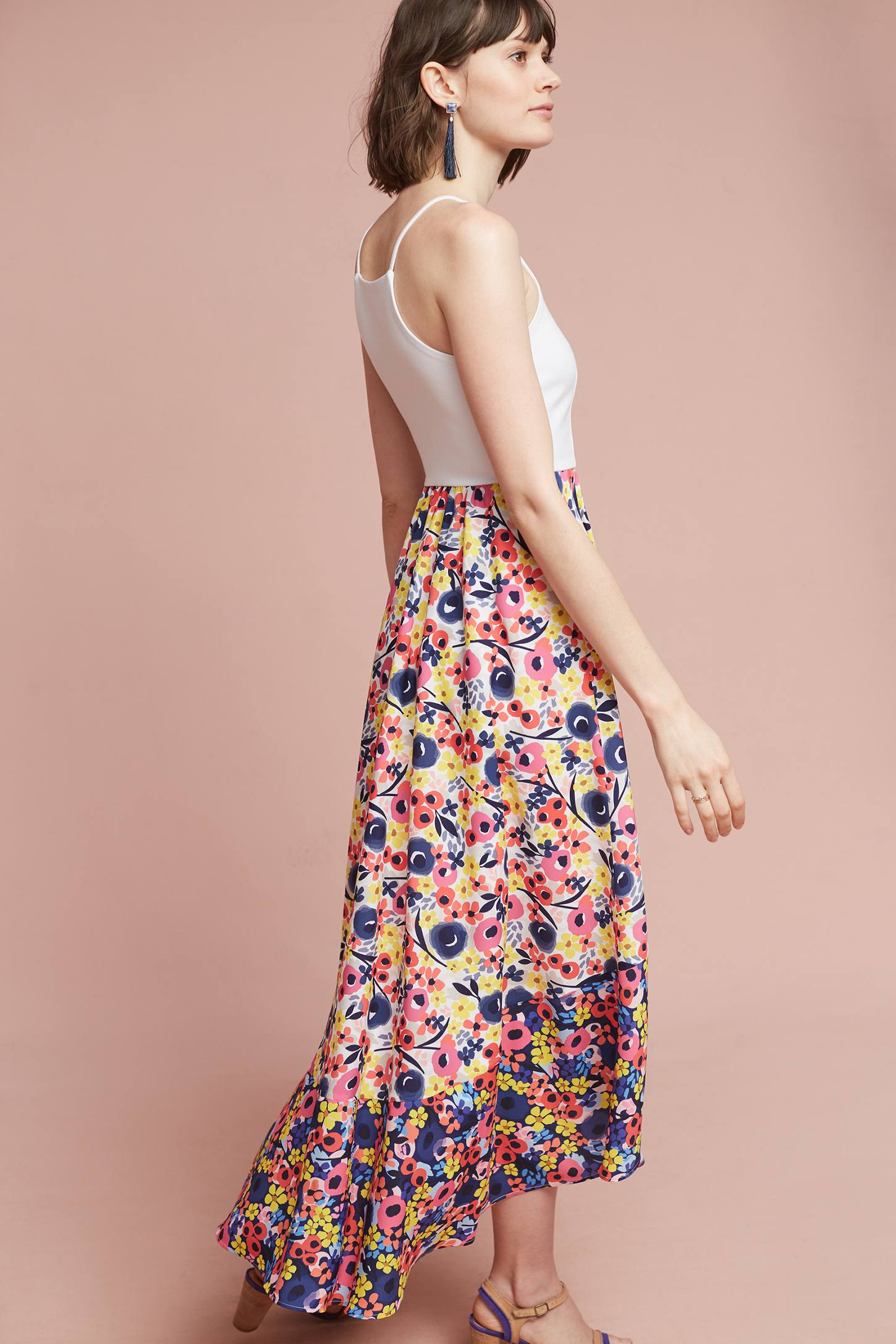 Slide View: 3: Bethanie High-Low Dress