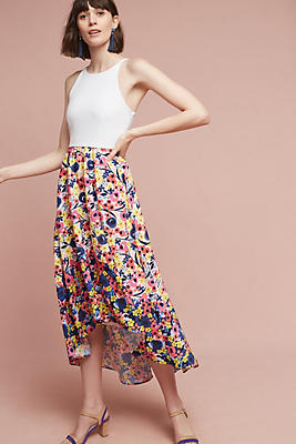 Slide View: 1: Bethanie High-Low Dress
