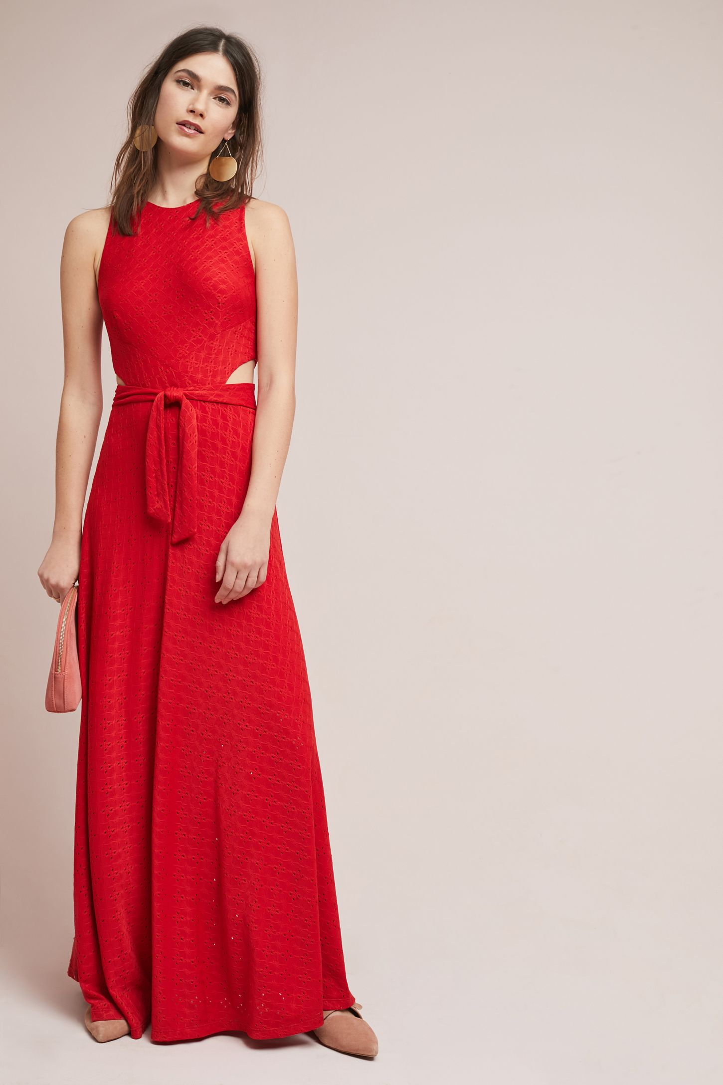 Red Wedding Guest Dresses Anthropologie