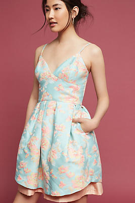 Slide View: 1: Cressida Floral Dress
