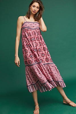 Slide View: 1: Anoo Swing Dress