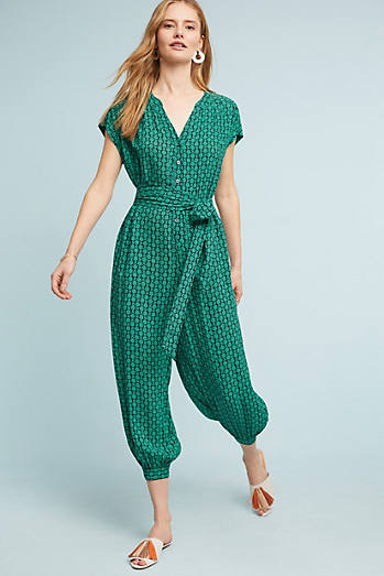 Geoscope Jumpsuit