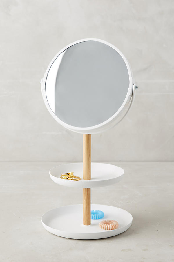 vanity mirror. Slide View  1 Tiered Vanity Mirror Anthropologie