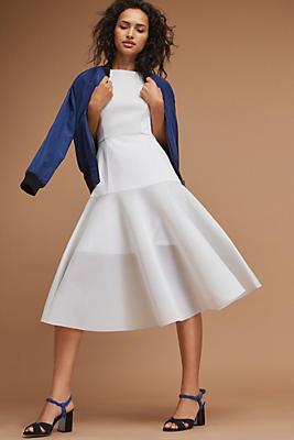 Slide View: 1: Camille Midi Dress