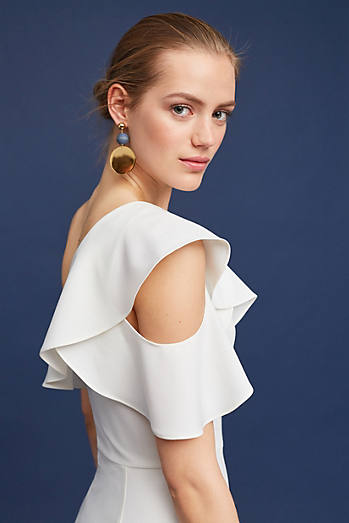 Evelyn One-Shoulder Dress