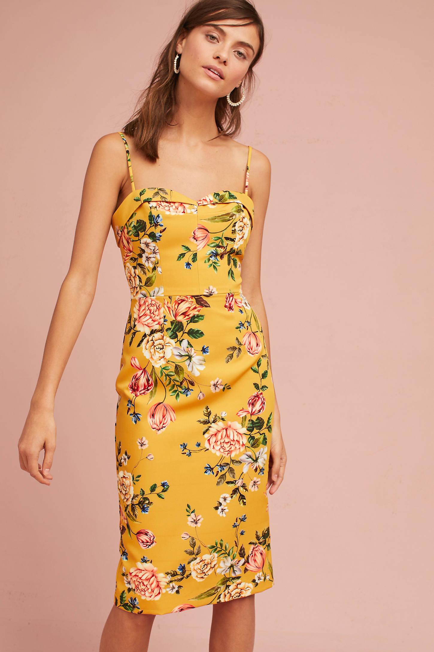 Annaliese Column Dress
