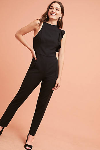 Juno Ruffled Jumpsuit