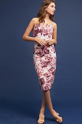 Slide View: 1: Emmy Floral Sheath Dress