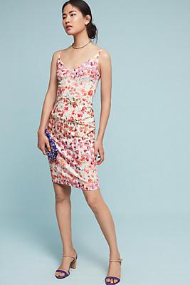 Slide View: 1: All In Bloom Sheath Dress