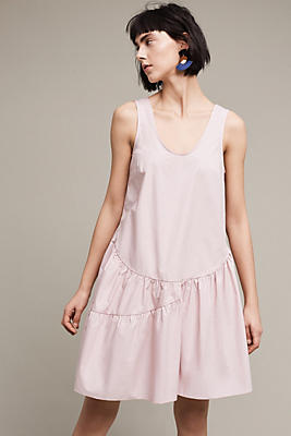 Slide View: 1: Blushed Swing Dress
