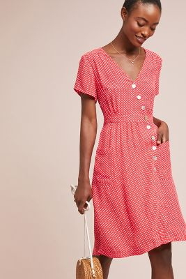 Biarritz Wrap Dress by Maeve